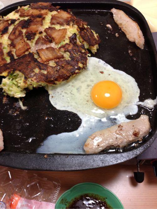 関西風お好み焼きの作り方とコツ【我が家の場合】