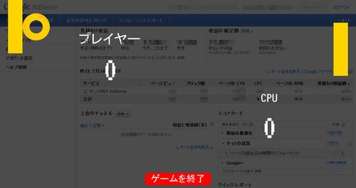 ホーム- Google AdSense