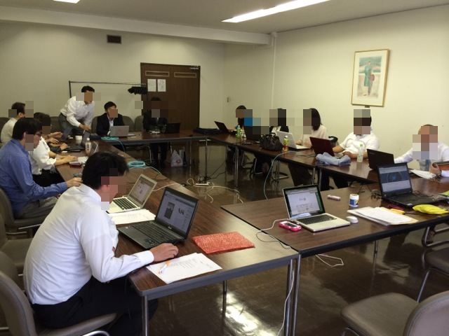 Webコンテンツの勉強会の講師をしてきました。